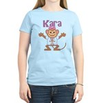 Little Monkey Kara Women's Light T-Shirt
