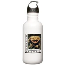 Bearded Dragon Water Bottle