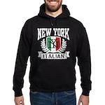 New York Italian Hoodie (dark)