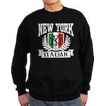 New York Italian Sweatshirt (dark)