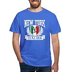 New York Italian Dark T-Shirt