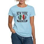New York Italian Women's Light T-Shirt