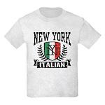New York Italian Kids Light T-Shirt