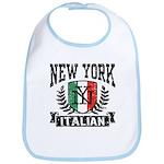 New York Italian Bib
