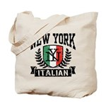 New York Italian Tote Bag
