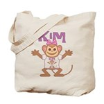 Little Monkey Kim Tote Bag