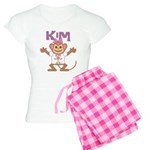 Little Monkey Kim Women's Light Pajamas