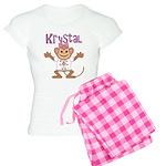 Little Monkey Krystal Women's Light Pajamas