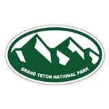 Grand Teton Decal