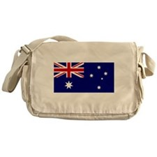 Australian Flag Messenger Bag