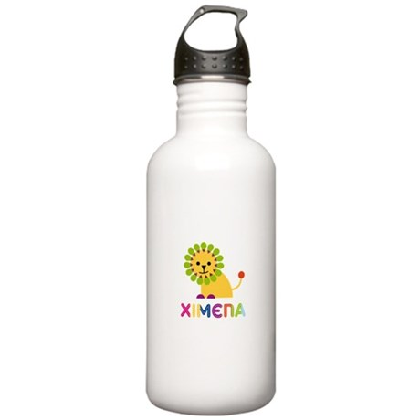 Ximena the Lion Stainless Water Bottle 1.0L