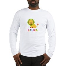 Laura the Lion Long Sleeve T-Shirt