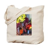 Flower Shop Tote Bag