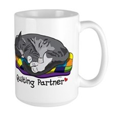 Quilting Partner Coffee Mug