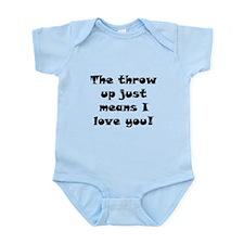 Valentines Baby Infant Bodysuit