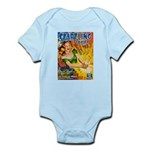 Science Fiction Woman Cover Infant Bodysuit