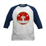 Lao Royal Coat of Arms Tee