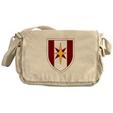 44th Medical Command SSI Messenger Bag