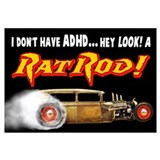 Hey Look, A Rat Rod!