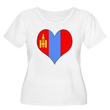 Mongolia Heart T-Shirt