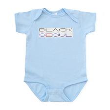 BlackSeoul v1p0 Infant Creeper
