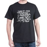 Connecticut (Funny) Gift T-Shirt
