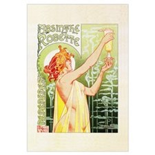 Cute Absinthe art Wall Art