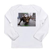 CAPITALI$M FOREVER! Long Sleeve Infant T-Shirt