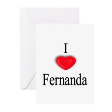 Fernanda Greeting Cards (Pk of 10)