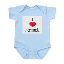 Fernanda Infant Creeper