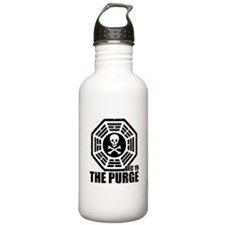 THE PURGE Water Bottle
