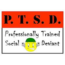 P.T.S.D.