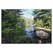 9X12 - Adirondack River 12