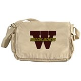 Cute Middle school Messenger Bag