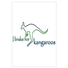 I Brake for Kangaroos