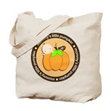 mommys little pumpkin Tote Bag