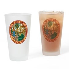 FL Seal Drinking Glass