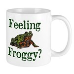 Feeling Froggy? Mug