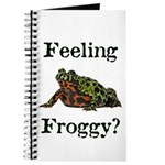 Feeling Froggy? Journal
