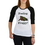 Feeling Froggy? Jr. Raglan