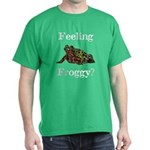 Feeling Froggy? Dark T-Shirt