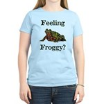 Feeling Froggy? Women's Light T-Shirt