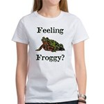 Feeling Froggy? Women's T-Shirt