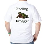 Feeling Froggy? Golf Shirt