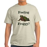 Feeling Froggy? Light T-Shirt