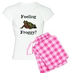 Feeling Froggy? Women's Light Pajamas