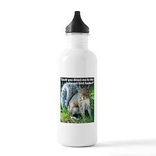 Squirrel Bird Water Bottle