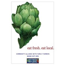 Eat Fresh Artichoke