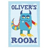 Oliver's ROOM Mallow Monster