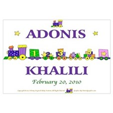 Cute Adonis Wall Art